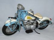 Indian Scoot - All metal hand made .  34 x 14 x 18 cm  autre