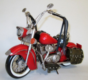 Indian Chief - All metal hand made.