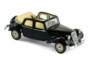 Citroen . cabriolet A.E.A.T. noir 1/43