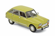 Citroen . 8 Club jaune 1/43