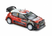 Citroen C3 WRC 9ème rallye Monte Carlo  1/43