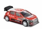 Citroen C3 WRC - version présentation - gamme Jet car  1/43