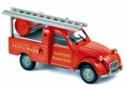 Citroen . pick up with ladder 1/43