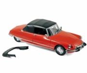 Citroen . 19 convertible red 1/43