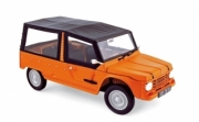 Citroen . 4X2 Orange Kirghiz 1/18
