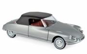 Citroen . 19 cabriolet gris perlé - Chapron 1/18
