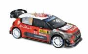 Citroen C3 WRC 1er Rallye Catalogne  1/18