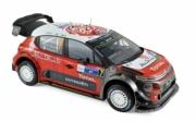 Citroen C3 WRC 1er rallye du Mexique  1/18