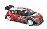 Citroen C3 WRC 14ème Tour de Corse  1/18