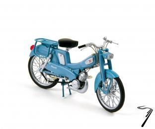 Motobecane AV 65 Bleu  1/18