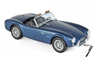 AC Cobra 289 bleu Cobra 289 bleu 1/18