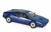 BMW . bleu 1/18
