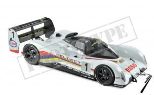 Peugeot 905 1er 24H Le Mans  1/18