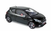 Peugeot . GTI Perle noire  1/18