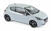 Peugeot . GTi pearl white 1/18