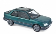 Peugeot . GTI vert  1/18
