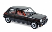 Renault . Alpine Noire 1/18