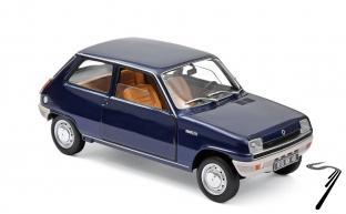 Renault . Bleu Foncé 1/18