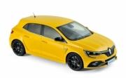 Renault . R.S. jaune Sirius 1/18