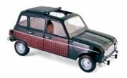 Renault . Parisienne noir/rouge 1/18