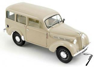 Renault . 300KG Ivoire 1/18