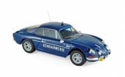 Alpine . 1600S Gendarmerie 1/18