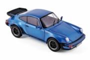 Porsche 911 Turbo 3.3 L bleu Turbo 3.3 L bleu 1/18