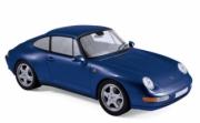 Porsche 911 Carrera Iris metallic blue Carrera Iris metallic blue 1/18