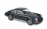 Porsche 911 S noire S noire  1/18