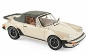 Porsche 911 turbo cabriolet beige turbo cabriolet beige 1/18