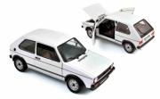 Volkswagen Golf GTI blanche GTI blanche 1/18