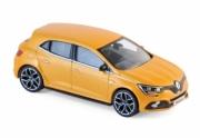 Renault . RS Orange - échelle 3 inch autre