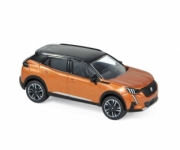 Peugeot . Orange 1/64