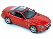 Mercedes . Red 1/43