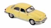 Panhard . 12 jaune 1/43