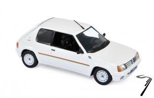 Peugeot 205 Rallye - Blanc Rallye Blanc 1/43