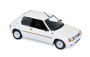 Peugeot 205 Rallye - White Rally White 1/43