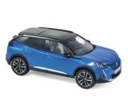 Peugeot . GT - Bleu 1/43