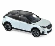 Peugeot . GT - Blanc 1/43