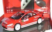 Peugeot 307 Rallye Monte Carlo  1/43