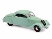 Peugeot . Eclipse 1937 - Light Green 1/43