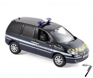 Peugeot . Gendarmerie 1/43
