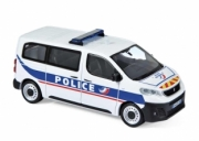Peugeot . Police Nationale 1/43