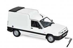 Renault . Blanc 1/43