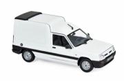 Renault . White 1/43