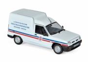 Renault . Gendarmerie - La Prévention Routière 1/43