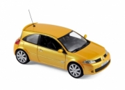 Renault . RS yellow sirius 1/43