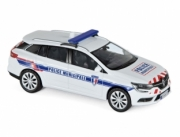 Renault . Estate Police municipale 1/43