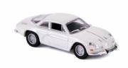 Alpine . Renault blanc 1/87