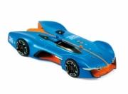 Alpine . Gran Turismo bleu/orange 1/43